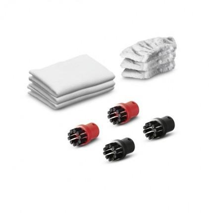 Универсален комплект с принадлежности за парочистачки