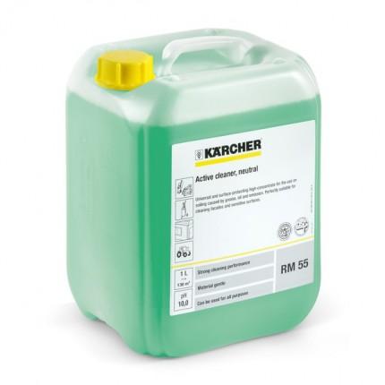 Активен почистващ препарат KARCHER RM 55 ASF - 10 l