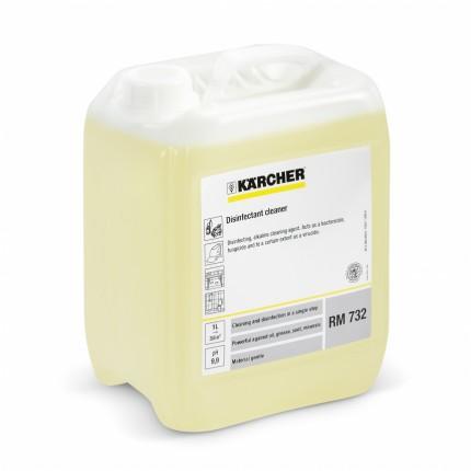 Дезинфектиращ препарат KARCHER RM 732 - 5 l