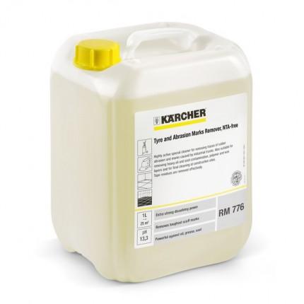 Препарат за премахване на следи от гуми RM 776 - 10 l