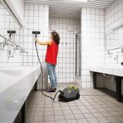 Парочистачките KARCHER - перфектно почистване без химия