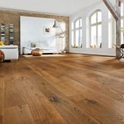 Как да поддържаме твърдите подови настилки в дома